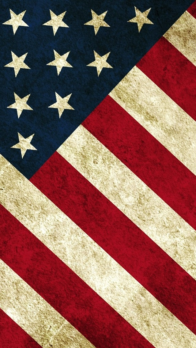 american flag iphone background iphone 5 us flag wallpaper everything us 1108