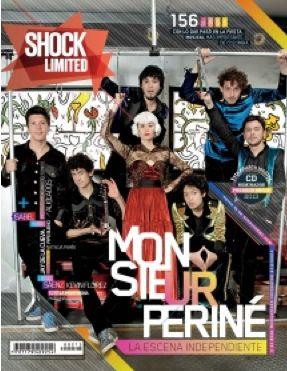 Revista Shock Magazine www.shock.com.co (Monsieur Perine)