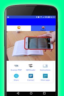 Scan documents to pdf with qr code scanner - Android Apps on Google Play
