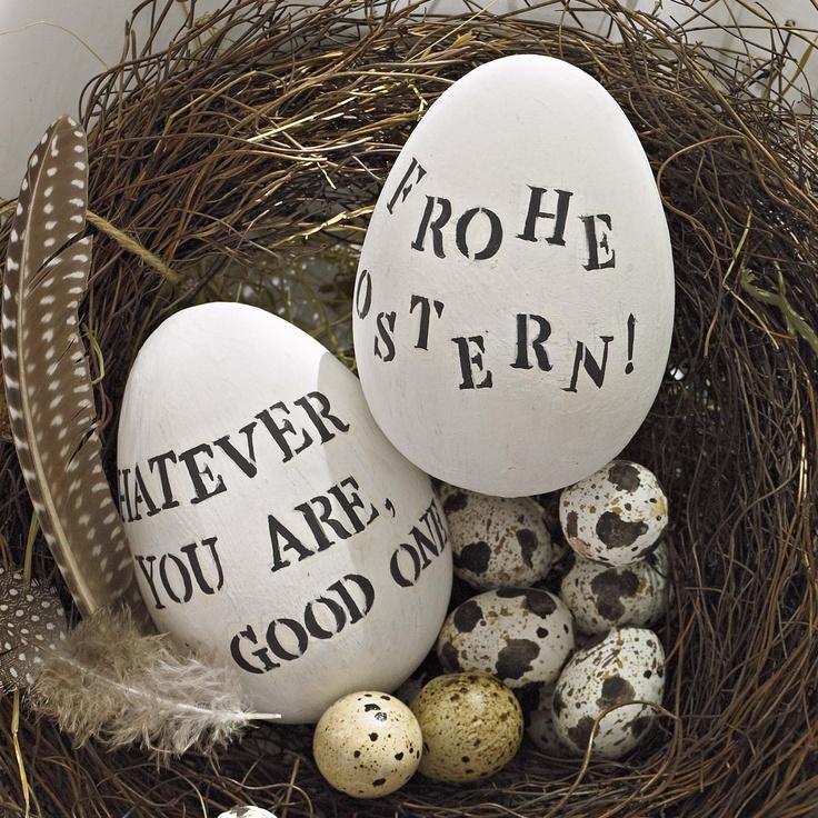 Habt ihr euer Osternest schon vorbereitet?