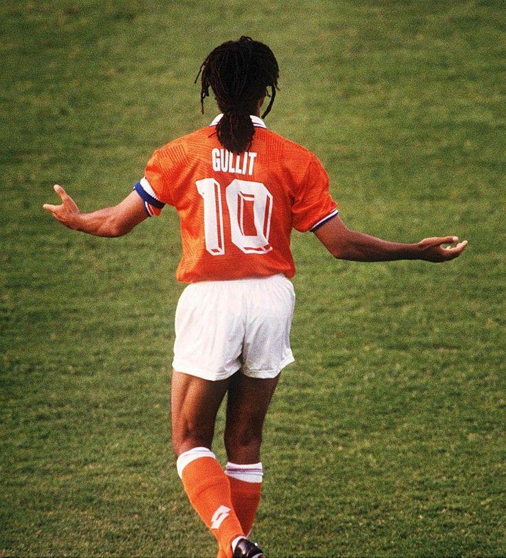 Ruud Gullit - Holland #10 (Euro '92)