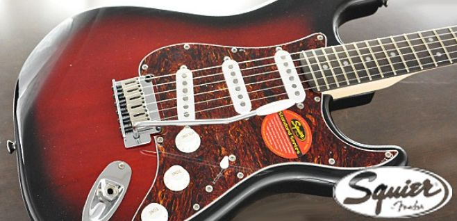 Review: Squier Standard Stratocaster (Affordable, but how does it sound?)