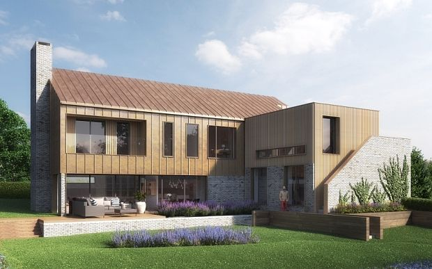 Grand Designs presenter Kevin McCloud's eco-development 'riddled with building errors' - Telegraph