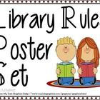 A+set+of+library+rules+posters+that+every+library+needs!+Print+on+a+standard+printer+or+plotter,+or+take+to+your+local+print+shop!  Set+includes: -...