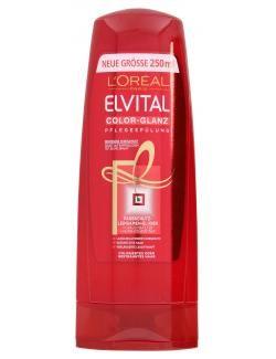myTime.de Angebote L´Oréal Elvital Color Glanz Pflegespülung: Category: Drogerie > Körperpflege & Kosmetik > Haarpflege >…%#lebensmittel%