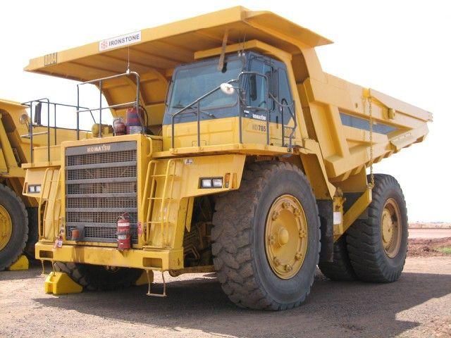 Komatsu HD785-5 Dump Truck Service Repair Manual SN 4001-Above