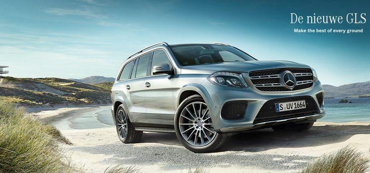 Prijslijst en brochure Mercedes-Benz GLS