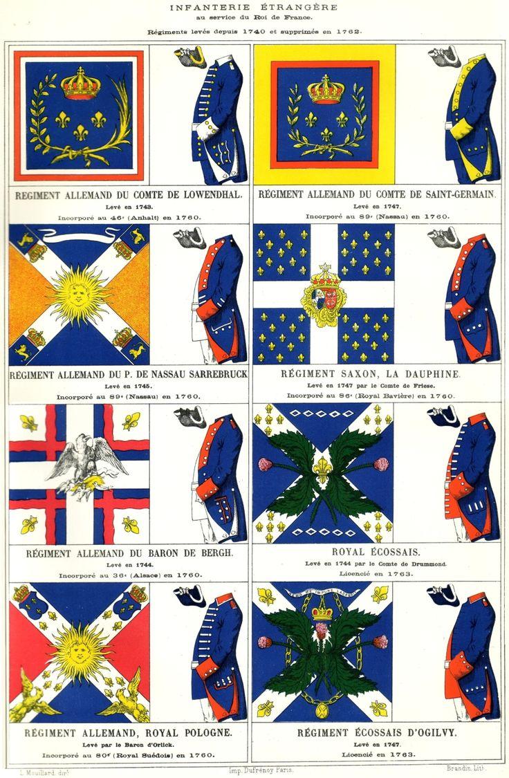 Praetiriti Fides, Exemplumque Futuri : Mouillard - Infanterie étrangère                                                                                                                                                                                 Plus