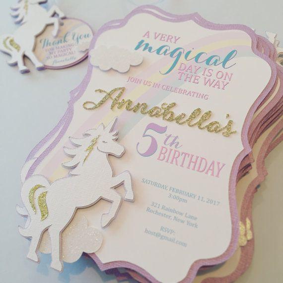 25 unique Handmade invitations ideas – Handmade Birthday Invitation
