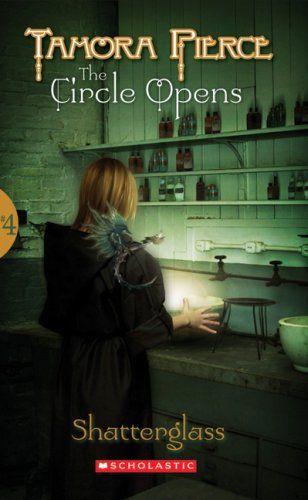 Shatterglass (Circle Opens, Book 4) by Tamora Pierce https://www.amazon.com/dp/059039696X/ref=cm_sw_r_pi_dp_U_x_9-HiAb57DWQYS