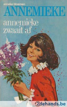 Annemieke zwaait af - Anneke Bloemen.