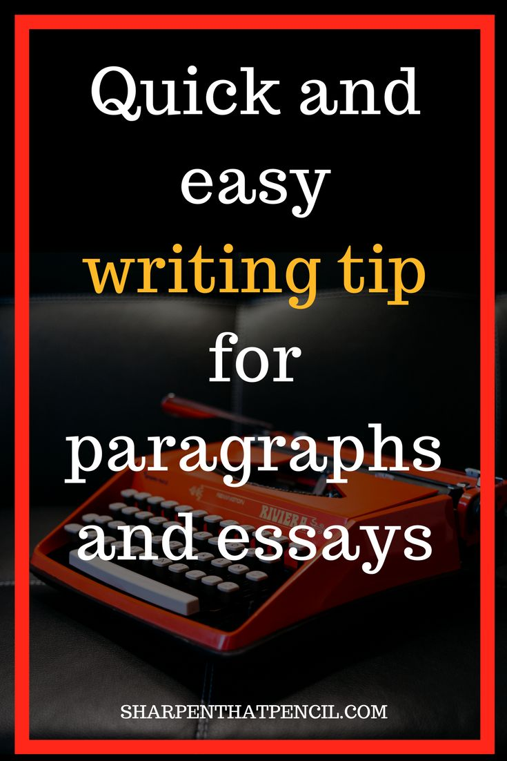 Writing paragraphs and writing essays takes preparation. This is the first step to writing that you shouldn't avoid. #writing #writingtips #writingessays #writingparagraphs #writinginspiration #writingteacher