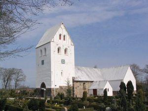 Hvidbjerg Kirke - Thyholm Kommune