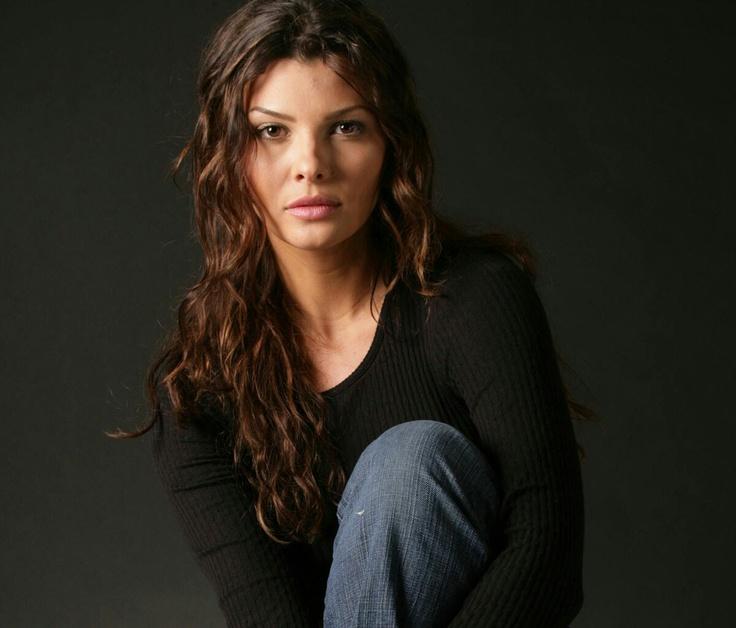 Love her hair- Ali Landry