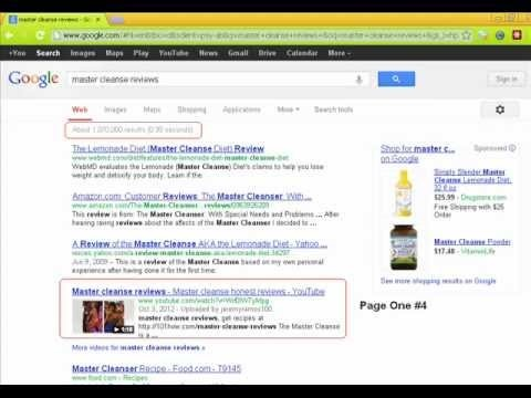 http://youtu.be/1SHtmjsoA5Y   youtube seo - simple method to boost your video rank fast at google with prove
