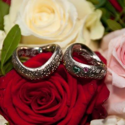 From #MilasJewellery #weddingrings #vielsesringe #milas #milassmykker #love Declaration of love ❤  #kærlighedserklæring #declarationoflove