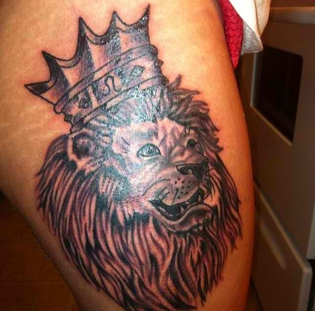 11 Best Best Leo Tattoo Designs Images On Pinterest: 19 Best Leo For Girls Crown Tattoos Images On Pinterest