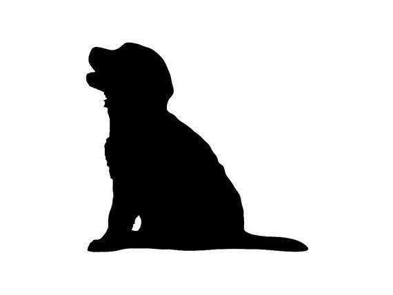 Golden Retriever Logo Golden Retriever Art Golden Retriever Silhouette Golden Retriever Rescue Adoption