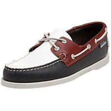 Sebago Men's Spinnaker Docksides Boat Shoes - New In Box