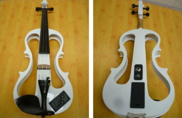 259.00$  Buy here  - 2016 High-grade 65 mm socket Pure manual electronic violin size 4/4 South Korea imported pick-up ebony material