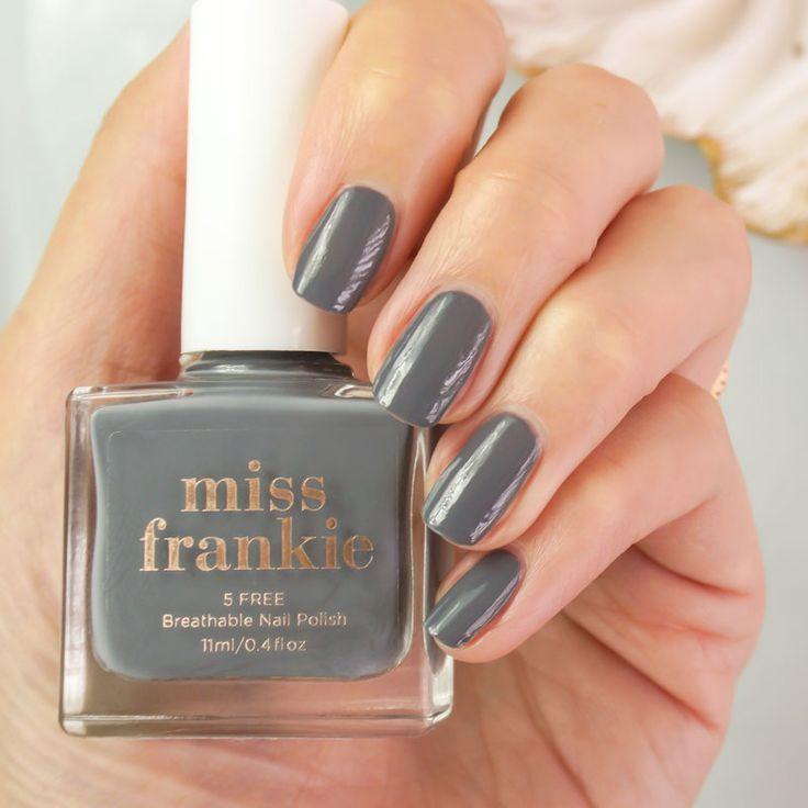 Miss. Frankie - Perfect Stranger Nail Polish Review | Nail ...