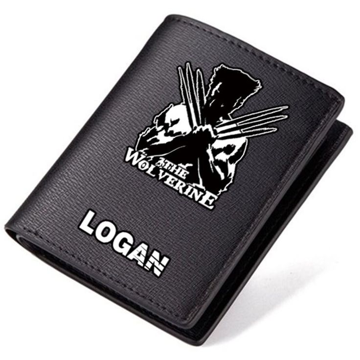 Like and Share if you want this  Logan Cool Men Purse Short PU Wallet  Tag a friend who would love this!  FREE Shipping Worldwide  Buy one here---> https://coolfanmerch.com/logan-cool-men-purse-short-pu-wallet/  #naruto #dragonballz #anime #harrypotter #avengers #dccomics #marvel