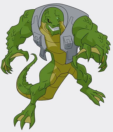 Killer croc and poison ivy think, that