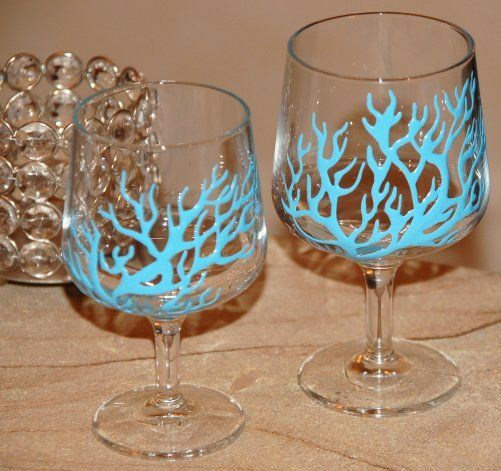 90 best wine glass painting images on pinterest for Glass painting templates