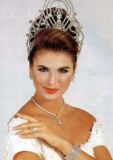 Michelle McLean, Miss Universe 1992 (Namibia)