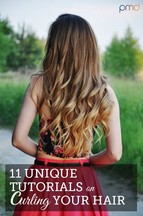 11 Ways To Get Curly Hair... I finally found some tutorials that work for my hair!