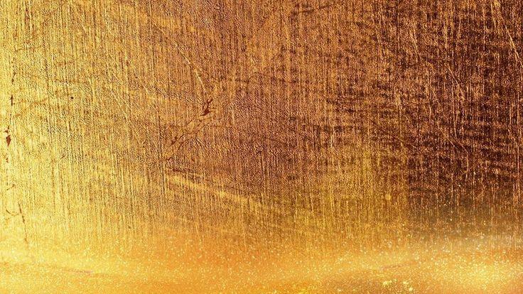 Nice Wallpaper HD Plain Gold 3