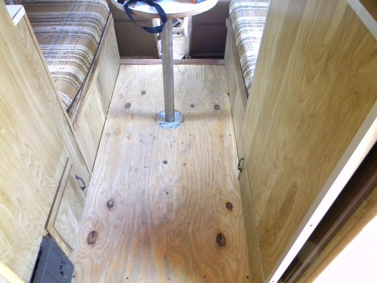 How To Repair Remodel And Restore An Old Camper Or Rv