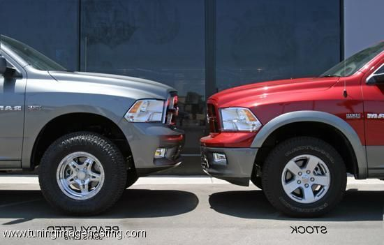 Dodge Ram 1500 Leveling Kit Before And After >> 2012 Ram 1500 Leveling Kit Before | My ride | Pinterest