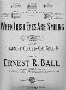 When Irish Eyes Are Smiling - A Tribute To Ireland
