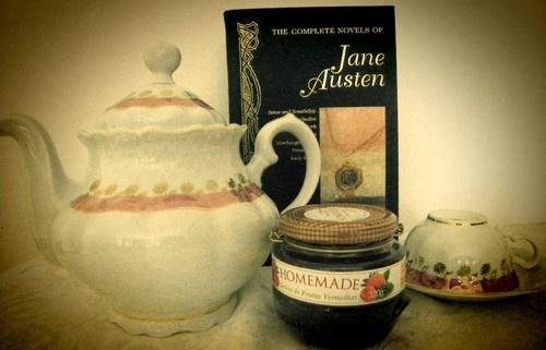 Tea and Jane