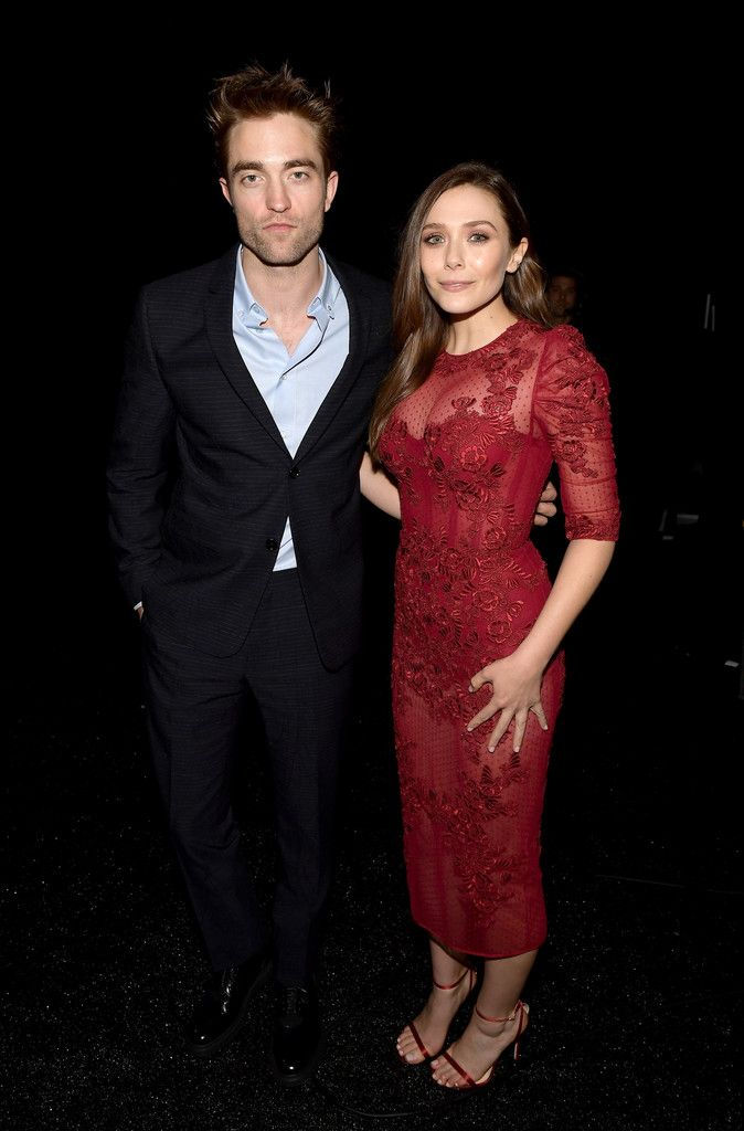 Dating who is rob 2018 pattinson Is Robert