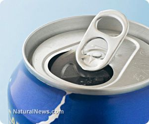 """There's a reason the Japanese call soda """"cancer in a can."""" Kick the can for better health today!"""