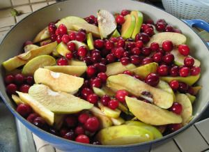It was Sheila of the unpickled pickles who first mentioned Paradise Jelly to me. What's that? I wanted to know. It's a jelly made from quinces, apples, and cranberries, Sheila explained, and it's b...
