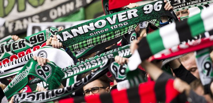 @Hannover96 fans #9ine