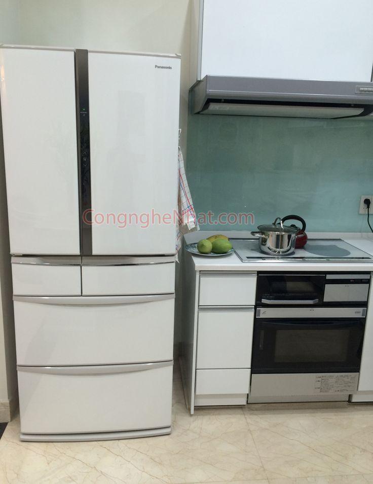 Tủ lạnh Panasonic 608L (2)