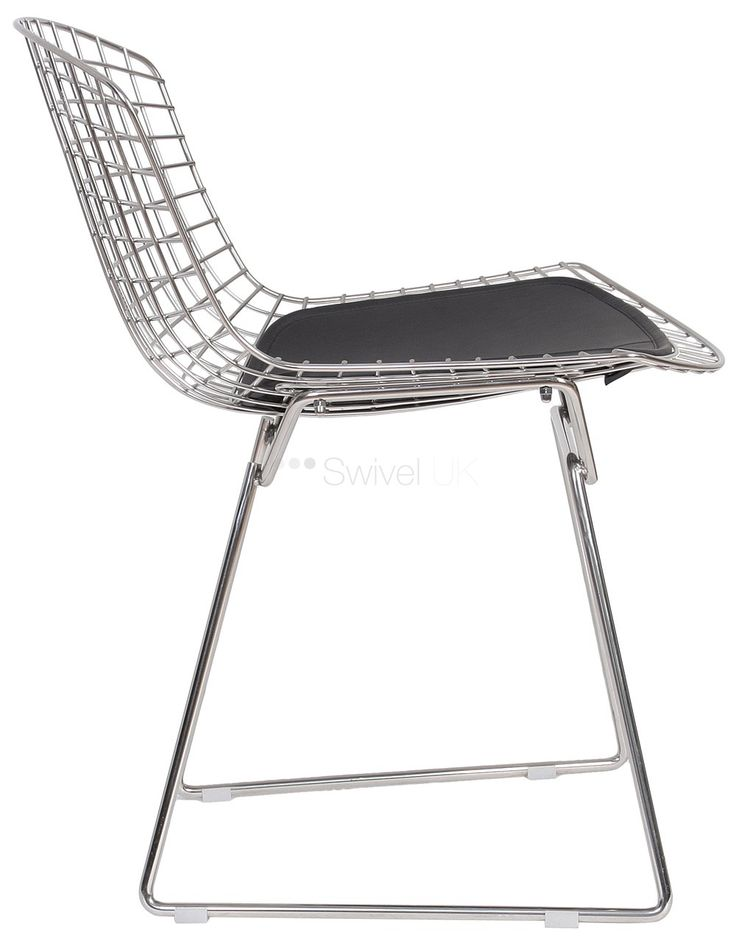 Harry Bertoia Style Side Chair With Free Uk And European Delivery Swivel Supply The Highest Quality Reproduction Furniture To Online