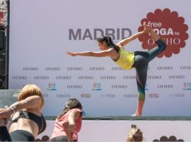 Free Yoga Madrid 2015