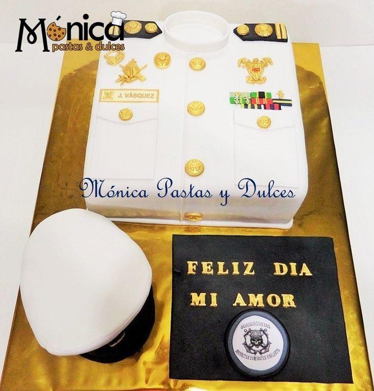 TORTA MILITAR DE LA MARINA DEL PERU