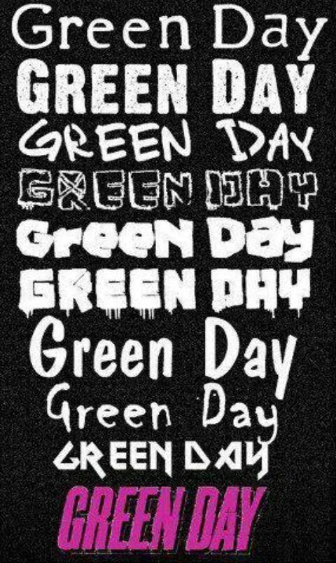 Evolution of Green Day