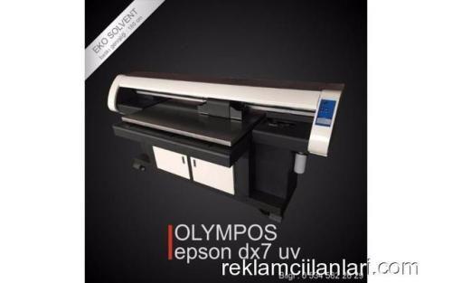 Olympos epson dx7 uv dijital baskı makinesi  Bilgi için :  Gsm & Whatsapp: +90…