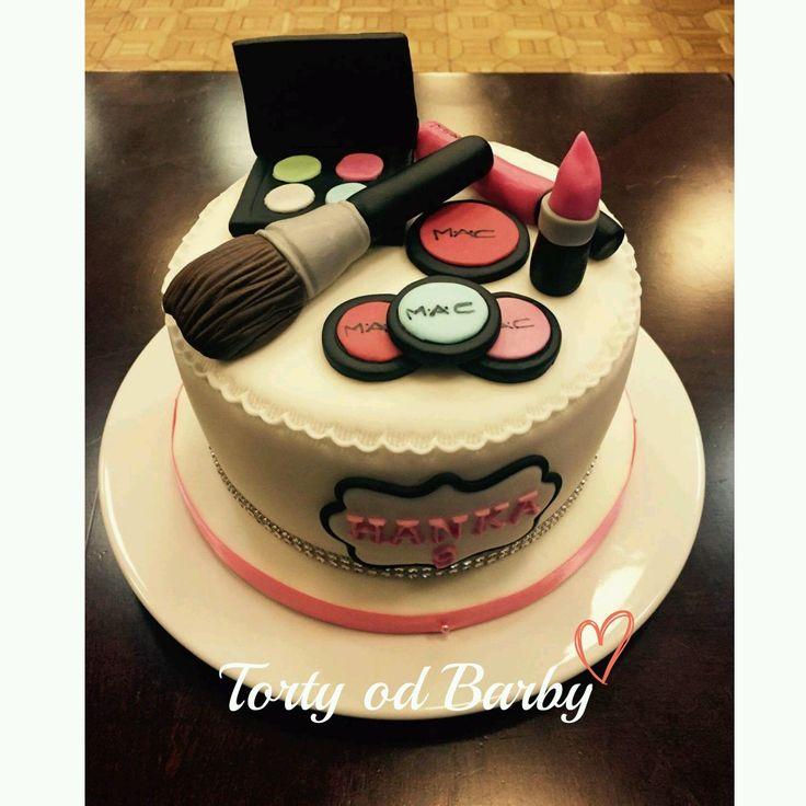 Makeup cake, MAC