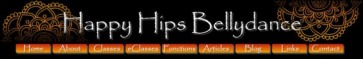 Happy Hips Belly Dance - Belly Dancing Movement Names