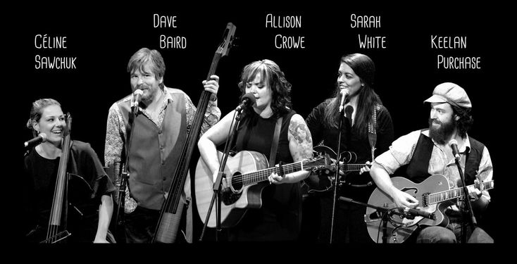 "2018 will see release of Allison Crowe's ""Fluttering"", an illuminating book of poetry/prose. Allison and band will unite on one continent or another to advance the exciting sounds of ""Rare Birds"", their next studio album.  First to hatch, though, is ""Welcome to Us"" – a sensational and fun album of music captured live at the LSPU (Longshoremen's Protective Union) Hall in St. John's, NL, Canada. Here's a preview from Act 1 (the guitar-based songs – piano-centric songs comprise the second act)."