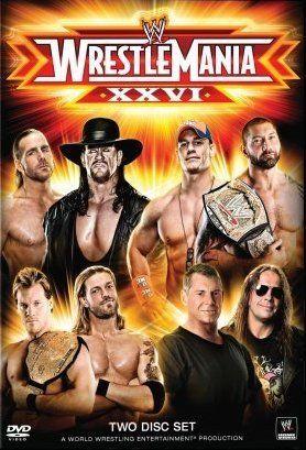 Gratis WWE: Wrestlemania 26 film danske undertekster
