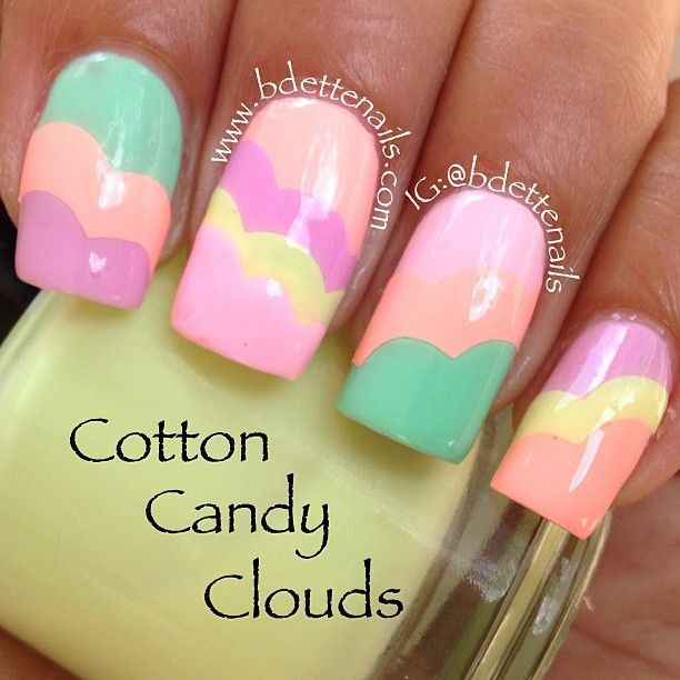 Sation Cotton Candy Nail Polish: 1000+ Images About Nails On Pinterest